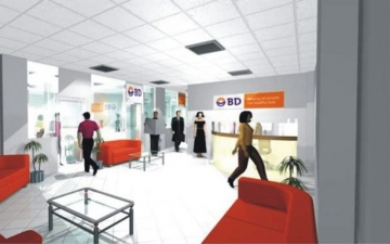 BD Biosciences Flagship Office