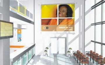 Fidelity Bank Interior